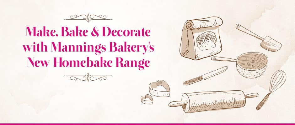 Make Bake and Decorate