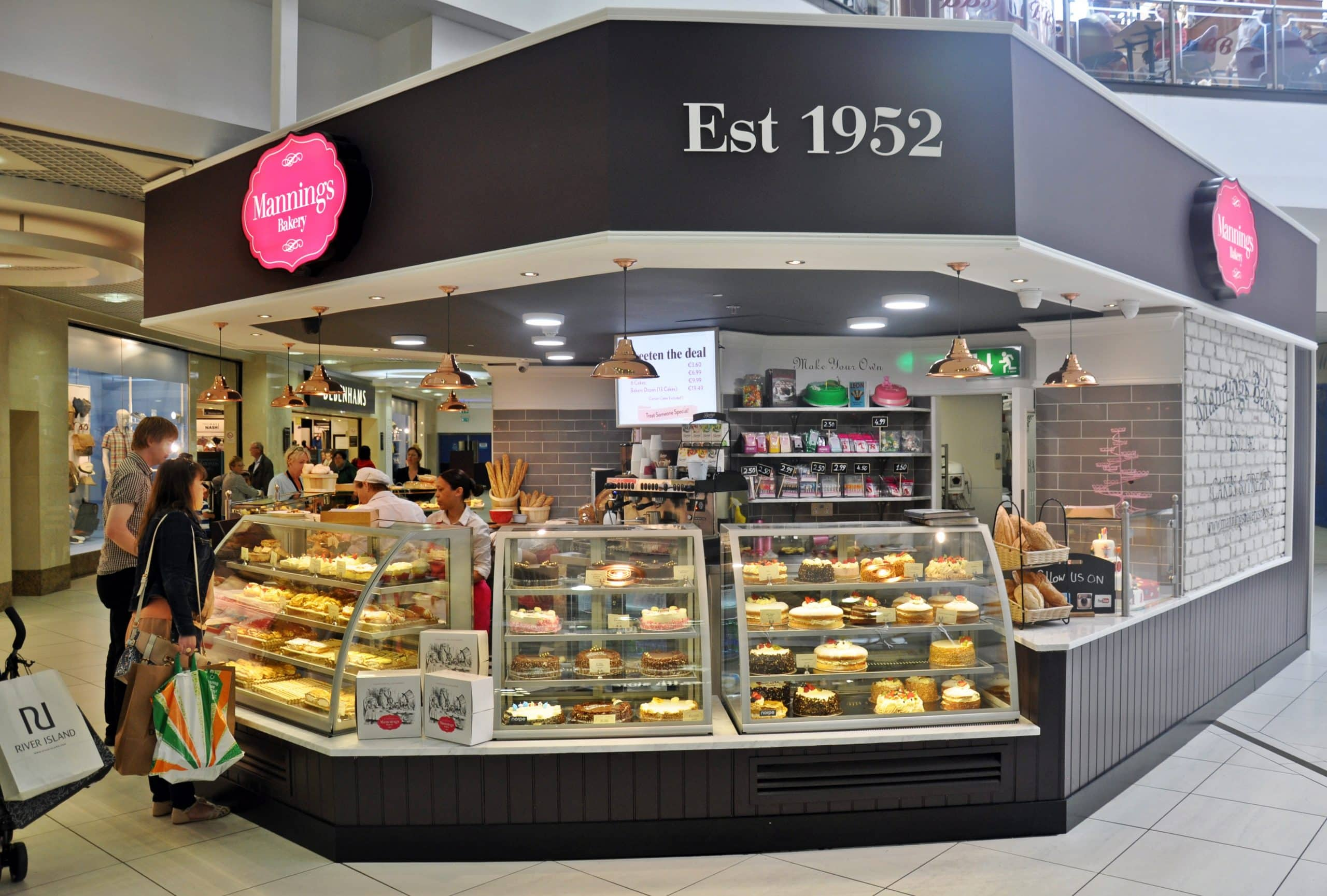 Cakes Blanchardstown Shopping Centre