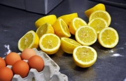 lemons and eggs