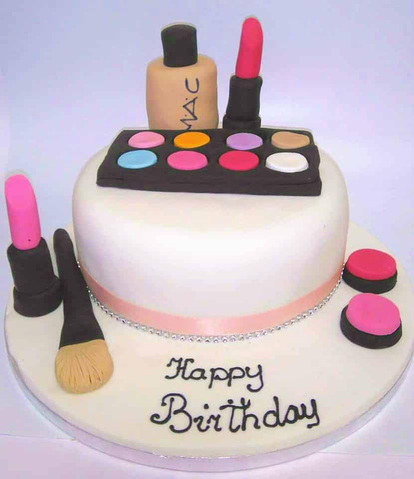 Gluten Free Mac Make Up Cake