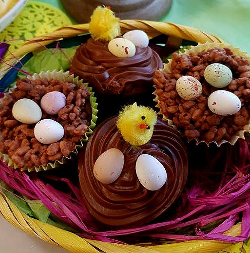 Easter Cakes Cover Photo